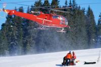 Emergency Heli-lift for a visitor to Canada? Expensive!